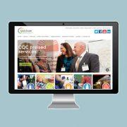 Spectrum Health Website Design