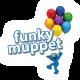 Funky Muppet Logo