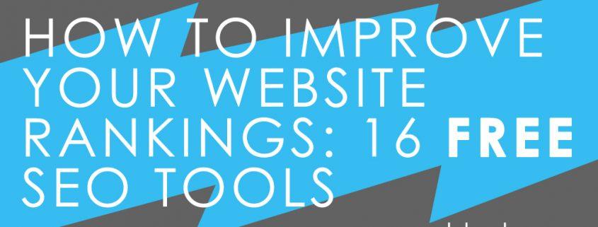 SEO tools header