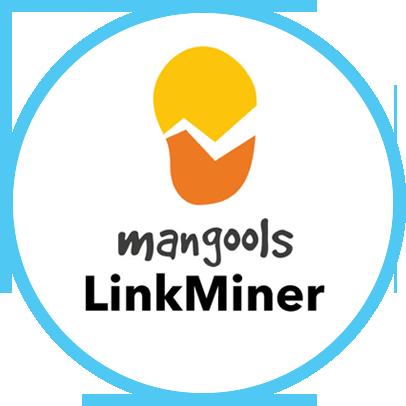 link miner logo