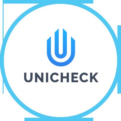 unicheck logo