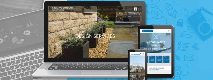 Bluehoop Spark - Professional website design on a budget