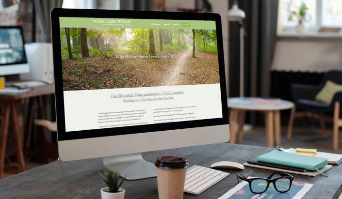 Website Design for North Leeds Business