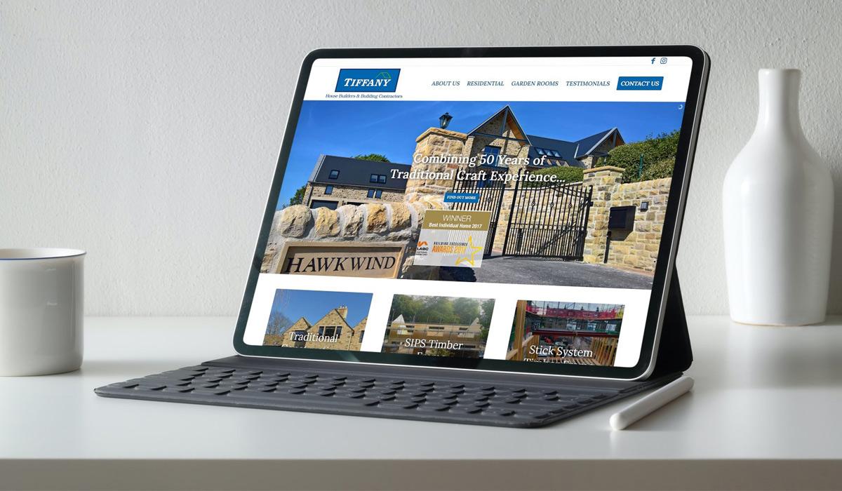 Website Design for Local Builders